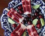 15 phút làm món kem chanh cherry, ngon mê ly trong ngày hè nóng nực