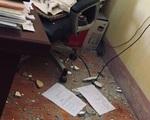 Nhiều công sở bị nứt tường, hàng trăm ngôi nhà hư hỏng do động đất ở Sơn La