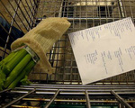 Tờ giấy nhỏ cực kì quan trọng để bạn đi siêu thị mà không lo bị 'cháy túi'