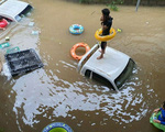 30 người chết vì mưa lớn gây lở đất, ngập lụt ở Hàn Quốc