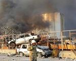 Nổ lớn ở Lebanon, 78 người chết, 4.000 nạn nhân bị thương