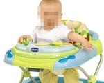Từ trường hợp bé 6 tháng tuổi ngã tụ máu não khi tập đi bằng xe tròn, cha mẹ nên biết để con tránh gặp nguy hiểm