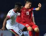 'Chịu đấm ăn xôi', U23 Việt Nam 'đi trên dây' với tấm vé vào tứ kết quý giá