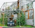 Mua mảnh đất ở khu nhà giàu, gia đình ba thế hệ thiết kế ngôi nhà đặc biệt chỉ toàn ánh sáng và cây xanh