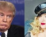 Hồi ký tiết lộ mối quan hệ của Tổng thống Trump và Madonna