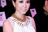 """Hoa hậu Thu Hoài lần đầu """"khoe"""" ông xã"""