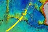 Vụ MH370: Australia công bố bản đồ sóng âm đáy Ấn Độ Dương