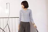 3 màu áo len cơ bản cần có trong tủ đồ mùa đông