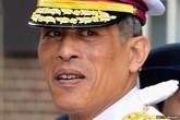 Thái tử Thái Lan lột bỏ tước hiệu Hoàng gia của vợ