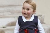Những bức ảnh mới nhất, cực đáng yêu của Hoàng tử bé nước Anh