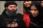 Bắt được vợ con thủ lĩnh IS