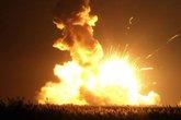 NASA: Tích cực tìm nguyên nhân nổ tên lửa chỉ 6 giây sau khi rời bệ phóng