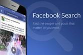 Đã có thể dễ dàng tìm lại bài viết, hình ảnh cũ trên Facebook
