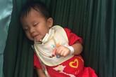 Chuỗi ngày đau đớn của cậu bé 2 tuổi rưỡi uống nhầm axit