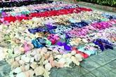 Trộm được 2.000 bộ đồ lót phụ nữ