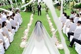 Lý do Công Vinh  Thủy Tiên tổ chức 'tiệc cưới trắng'