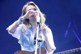 Mỹ Tâm rơi nước mắt vì tình cảm của 40.000 khán giả