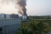 Cháy nổ lớn tại khu công nghiệp An ninh