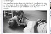 Cảm động lá thư bố viết cho con gái còn trong bụng mẹ
