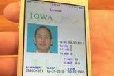 Mỹ sắp dùng smartphone để thay giấy phép lái xe