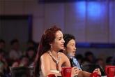 Thúy Hạnh mặc quá hở hang trên ghế nóng Vietnam's got talent