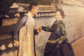 Ảnh cưới tuyệt đẹp của Quỳnh Nga dưới ống kính nhiếp ảnh gia nổi tiếng Hàn Quốc