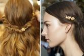 6 xu hướng phụ kiện tóc 'nóng hổi' cho năm 2015