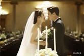 """Lễ cưới đẹp như mơ của người đẹp """"Gia đình đá quý"""""""