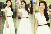 Lục bộ sưu tập giày của Hoa hậu Thu Thảo