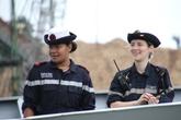 """Những """"bóng hồng"""" xinh đẹp của Hải quân Pháp đến Việt Nam"""