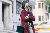 Áo khoác len dáng dài: Thước đo cá tính của phái đẹp
