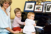 Bài học dạy con đáng ngưỡng mộ của Công nương Diana