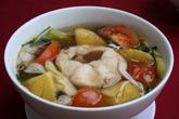 Những món canh ngon dễ làm trong mùa đông
