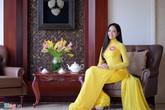 Ứng viên hoa hậu đẹp kiêu sa trong phòng tổng thống trăm tỷ