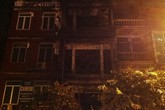 Hà Nội: Thẩm mỹ viện 5 tầng cháy ngùn ngụt giữa đêm