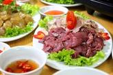 Ngon lạ với món lẩu bò nhúng chanh leo