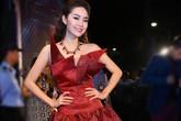 Mỹ nhân Việt quyến rũ nhờ váy tạo khối
