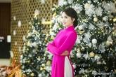 Hoa hậu Kỳ Duyên rực rỡ làm đại sứ