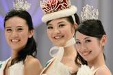 Ba Hoa hậu Nhật vừa lên ngôi đã bị chê xấu
