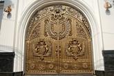 Những chiếc cổng nhà giá trăm triệu đồng ở Sài Gòn