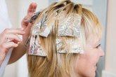 Tự nhuộm tóc an toàn