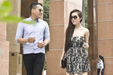 Elly Trần lần đầu lộ diện sau khi công khai con gái