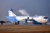 Sân bay Tuy Hòa diễn tập kịch bản bị khủng bố đòi 1 triệu USD