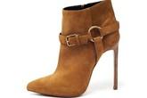 Boots cổ thấp sành lấy lòng phái đẹp mùa đông 2014
