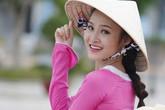 Ngắm 39 thí sinh Hoa hậu phía Nam mặc áo dài tuyệt đẹp