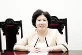 Bà Lê Thị Thu - Nguyên Bộ trưởng, Chủ nhiệm Ủy ban Dân số, Gia đình & Trẻ em: Xúc động giây phút nhấn nút khai trương Báo điện tử Giadinh.net.vn
