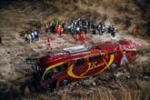 Vụ tai nạn kinh hoàng nhất trong 13 năm qua ở Tây Ban Nha