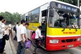 """Người Hà Nội có thể """"truy tìm"""" xe buýt qua smartphone"""