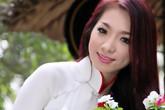"""""""Bông hồng lai"""" Việt – Đài hạnh phúc khi mặc áo dài hát dân ca"""
