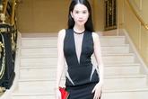 Ngọc Trinh bị chê nhợt nhạt trong show diễn Victoria's Secret